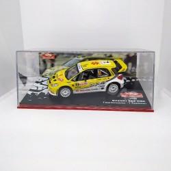 IXO Models 1:43 Suzuki SX4 WRC (Rallye Monte-Carlo 2008)