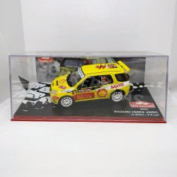 IXO Models 1:43 Suzuki Ignis JWRC (Rallye Monte-Carlo 2005)