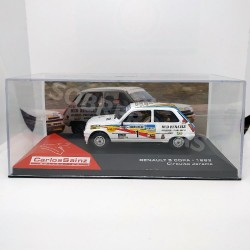 IXO Models 1:43 Renault 5 Copa (Circuito Jarama 1983)