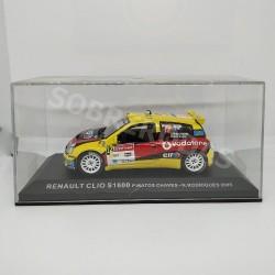 IXO Models 1:43 Reanult Clio S1600 (Rally de Portugal 2005)