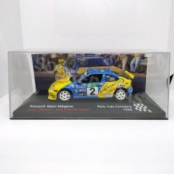 IXO Models 1:43 Renault Maxi Mégane (Rally Caja Cantabria 1998)