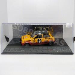 IXO Models 1:43 Renault 5 Alpine (Rallye Monte-Carlo 1978)