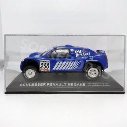 IXO Models 1:43 Schlesser Renault Mégane (Paris-Dakar-Cairo 2000)