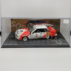 IXO Models 1:43 Nissan 240RS (Safari Rally 1984)