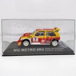 IXO Models 1:43 MG Metro 6R4 (Rallye des Garrigues)