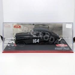 IXO Models 1:43 Jaguar Mk VII (Rallye Monte-Carlo 1956)