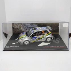 IXO Models 1:43 Volkswagen Polo S2000 (Rally SATA Açores 2009)
