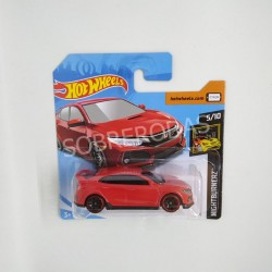 Hot Wheels 1:64 2018 Honda Civic Type R