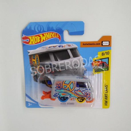 Hot Wheels 1:64 Kool Kombi
