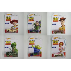 Hot Wheels 1:64 Toy Story 4 (Set)