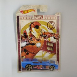 Hot Wheels 1:64 The Gov'ner (Iron Man)