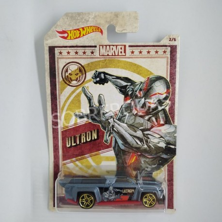 Hot Wheels 1:64 Solid Muscle (Ultron)