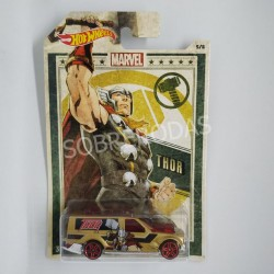 Hot Wheels 1:64 Time Shifter (Thor)