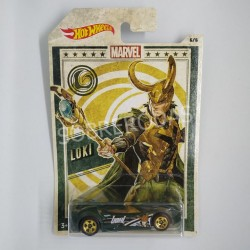 Hot Wheels 1:64 Scoopa Di Fuego (Loki)