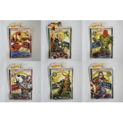 Hot Wheels 1:64 Avengers 2019 Series (Set)