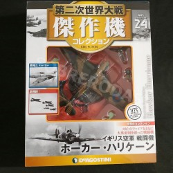 Planeta DeAgostini 1:72 Hawker Hurricane
