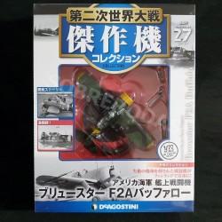 Planeta DeAgostini 1:72 Brewster F2A Buffalo