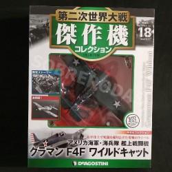 Planeta DeAgostini 1:72 Grumman F4F Wildcat