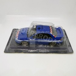 Magazine Models 1:43 Subaru Impreza