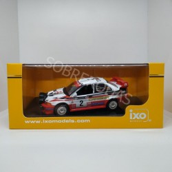 IXO Models 1:43 Mitsubishi Carisma GT (Winner Rally GB 1998)