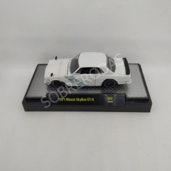 M2 Machines 1:64 1971 Nissan Skyline GT-R