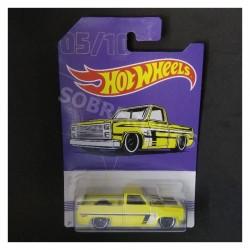 Hot Wheels 1:64 '83 Chevy Silverado