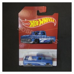 Hot Wheels 1:64 Custom '62 Chevy Pickup