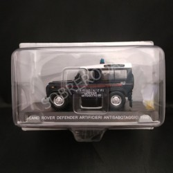 Magazine Models 1:43 1998 Land Rover Defender Artificieri Antisabotaggio