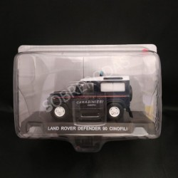 Magazine Models 1:43 Land Rover Defender 90 Cinofili