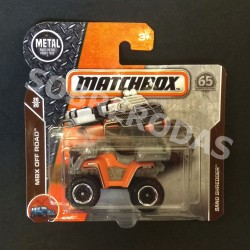 Matchbox 1:64 Sand Shredder