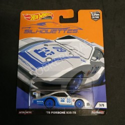 Hot Wheels 1:64 '78 Porsche 935-78