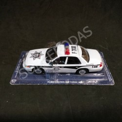 Magazine Models 1:43 Ford Crown Victoria