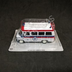 Magazine Models 1:43 Nysa 522 Ambulans