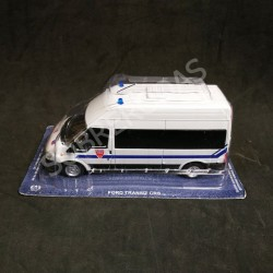 Magazine Models 1:43 Ford Transit CRS