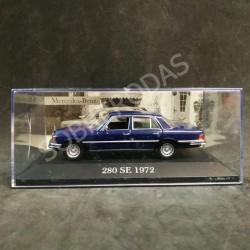Magazine Models 1:43 1972 Mercedes-Benz 280 SE