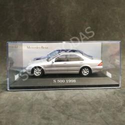 Magazine Models 1:43 1998 Mercedes-Benz S 500