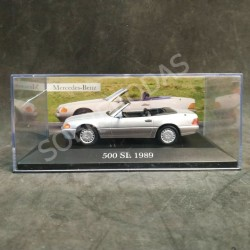Magazine Models 1:43 1989 Mercedes-Benz 500 SL