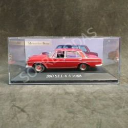 Magazine Models 1:43 1968 Mercedes-Benz 300 SEL 6.3