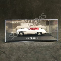 Magazine Models 1:43 1955 Mercedes-Benz 190 SL
