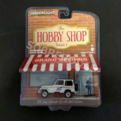 Greenlight 1:64 1991 Jeep Wrangler YJ with Mail Carrier
