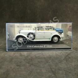 Magazine Models 1:43 1930 Mercedes-Benz 770 Cabriolet F