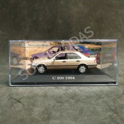 Magazine Models 1:43 1994 Mercedes-Benz C 200
