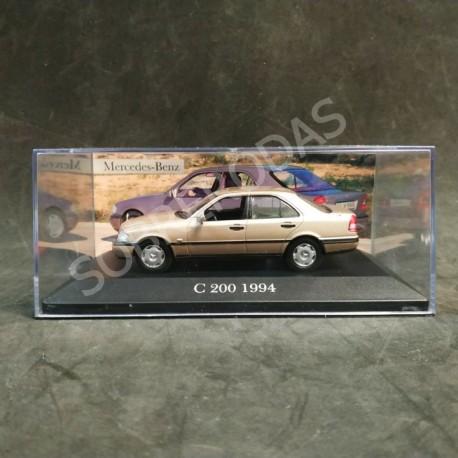 Magazine Models 1:43 1994 Mercedes-Benz C 200