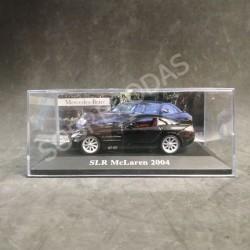 Magazine Models 1:43 2004 Mercedes-Benz SLR McLaren