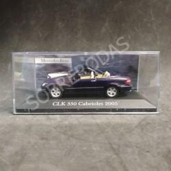 Magazine Models 1:43 2005 Mercedes-Benz CLK 350 Cabriolet