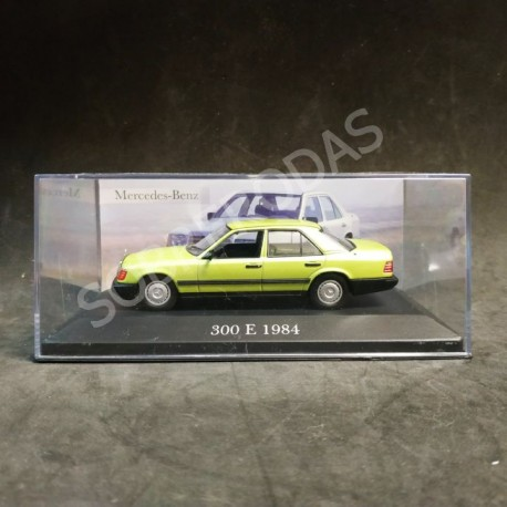 Magazine Models 1:43 1984 Mercedes-Benz 300 E