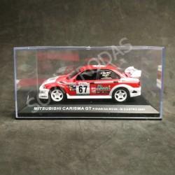 IXO Models 1:43 Mitsubishi Carisma GT (Rally de Portugal 2001)