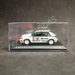IXO Models 1:43 Lancia Delta HF Integrale (Rally de Portugal 1993)