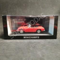 Minichamps 1:43 1962 MG B Cabriolet