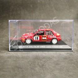 IXO Models 1:43 Lancia Delta HF 4WD (Rally de Portugal 1988)
